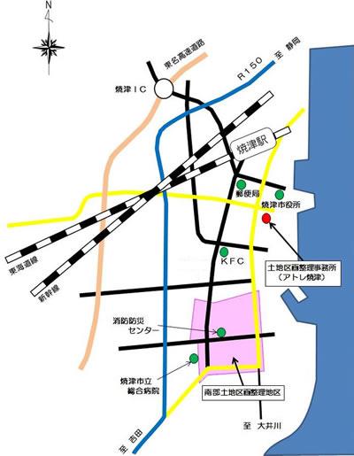 yaizunanbu_accessmap2020