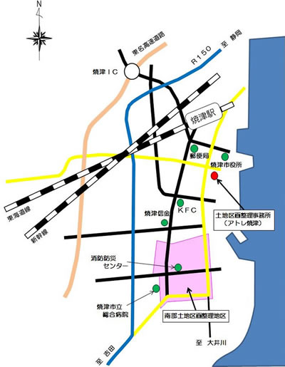 yaizunanbu_accessmap